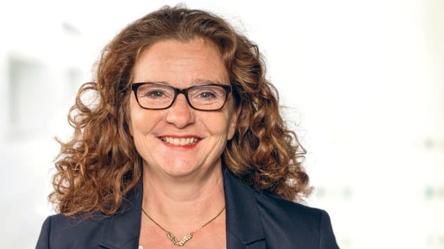 Porträt der Luzerner Politikerin Michèle Graber.