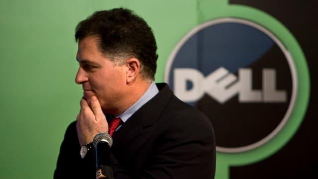 Gründer und CEO von Dell Michael Dell.