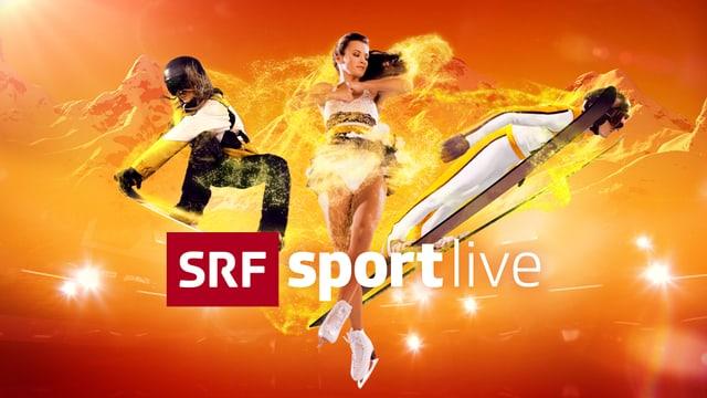 Logo von SRF Sport.