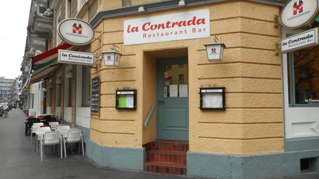 Video «Restaurant La Contrada, Stadt Zürich – Tag 4» abspielen