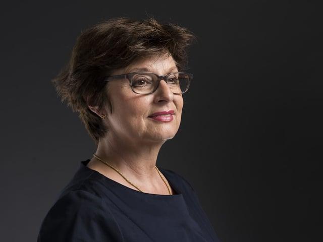 SP-Ständerätin Anita Fetz.