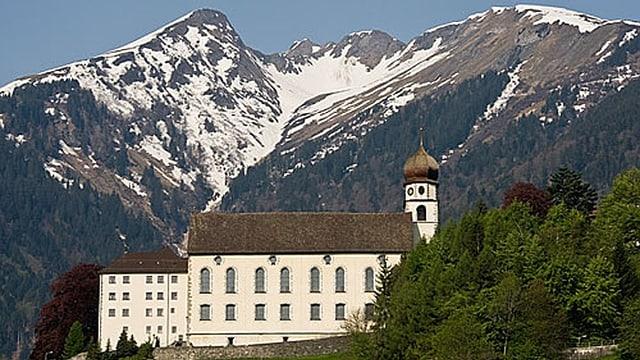 Klostergebäude St. Pirminsberg