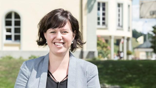 Stefanie Aichholz.