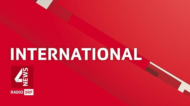 Logo der Sendung «International»