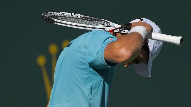Titelverteidiger Novak Djokovic.