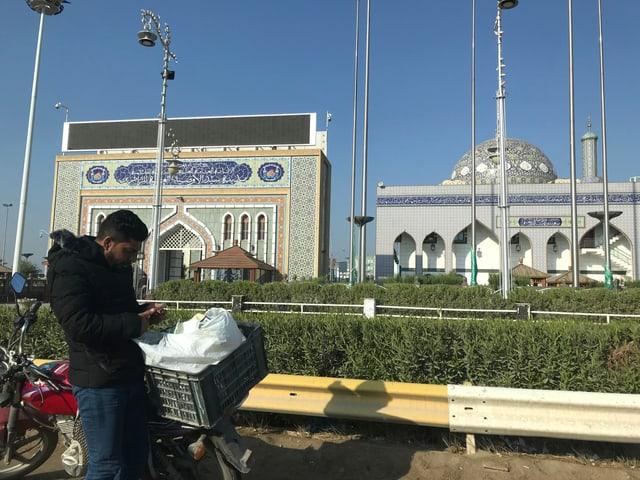 Moschee im Irak