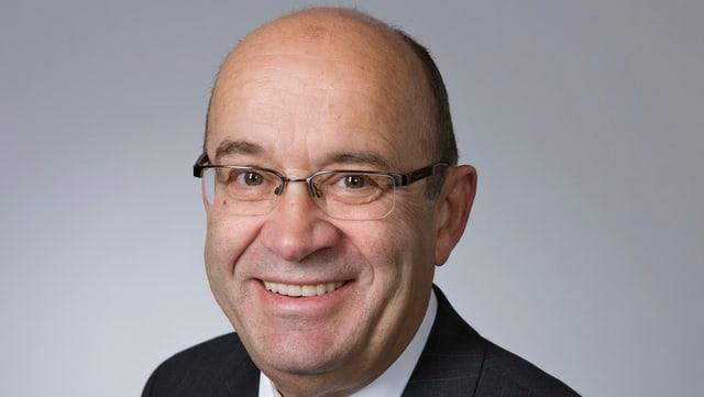 SVP-Nationalrat Christian Miesch