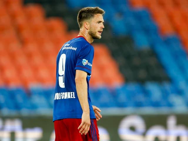 Ricky van Wolfswinkel (31), Sturm, FC Basel