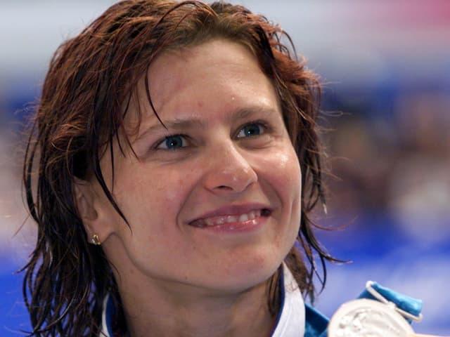 Roxana Mărăcineanu bei den Olympischen Spielen Sydney