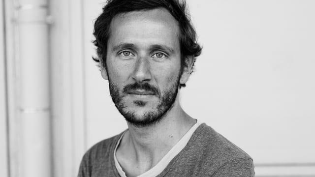 Dramaturg Benjamin von Blomberg