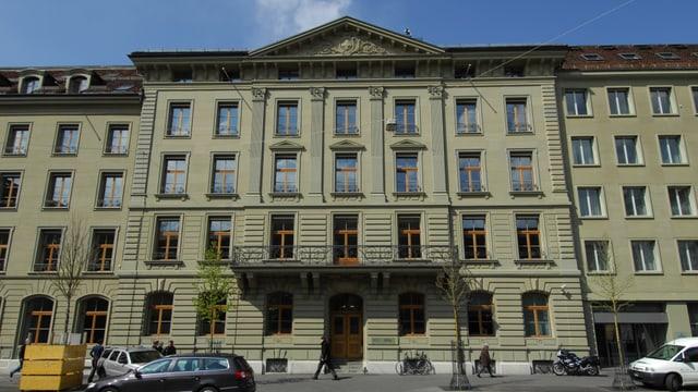 Center da medias a Berna.
