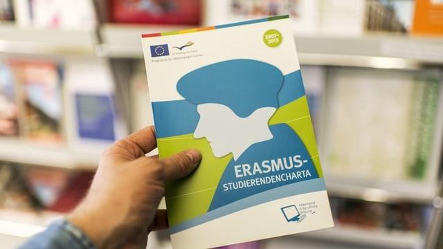 Prospekt von Erasmus