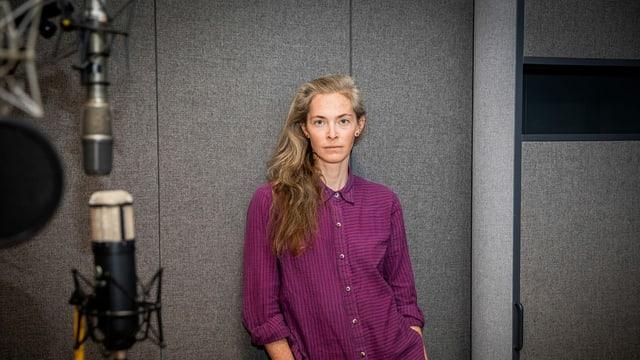 Schauspielerin Lucy Wirth