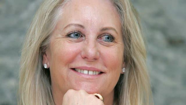 Arlette Elsa Emch, bis Ende 2013 Topmanagerin bei Swatch und Konzernleitungsmitglied