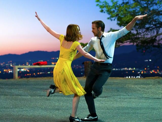 Filmplakat von «La La Land»