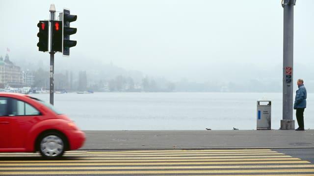 auto da mobility a Lucerna