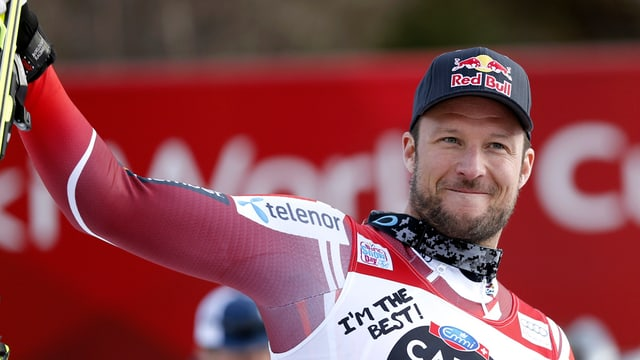 Tgi vegn anc da franar el en la cursa rapida, il Norvegiais Aksel Lund Svindal?