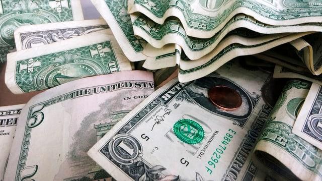 bancnotas da dollar