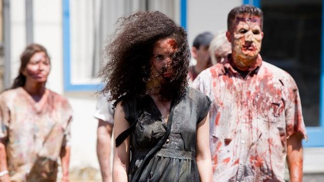 Ein weiterer Trashfilm aus der Asylum-Produktion: «Zombie Apocalypse».