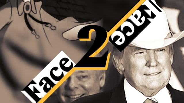 Laschar ir video «Face 2 Face: Dagobert Duck vs. Donald Trump»
