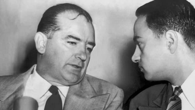 Die politische «Hexenverfolgung» unter McCarthy