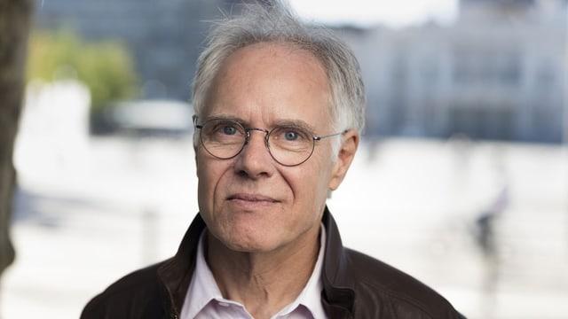 Porträt Moritz Leuenberger