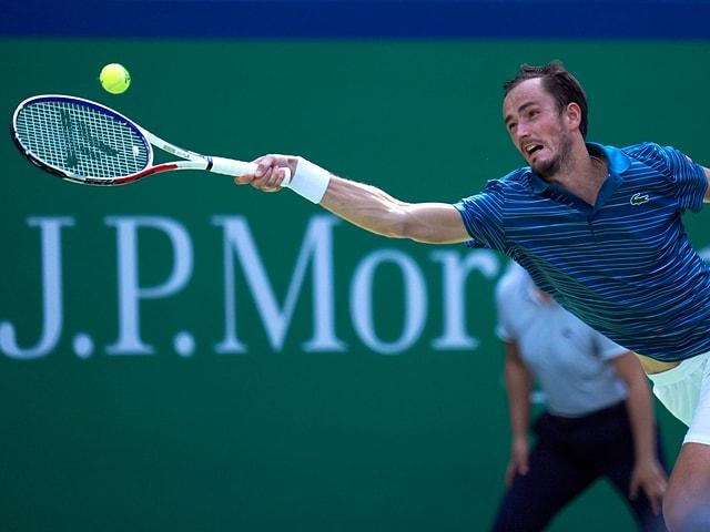 Daniil Medwedew spielt dieses Jahr extrem stark – auch in Schanghai.