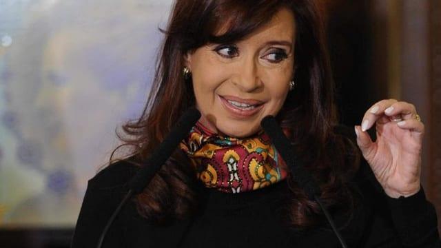 Cristina Fernandez de Kirchner
