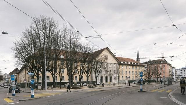 Das Bezirksgericht Zürich