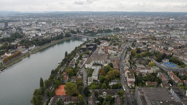 Aussicht Roche-Turm