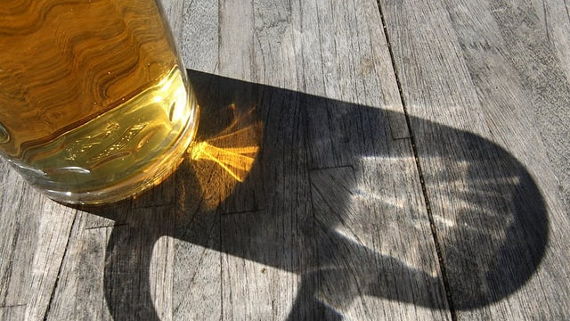 In magiel da biera.