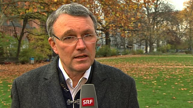 Nahost-Experte Michael Lüders.