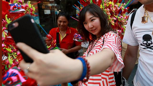 Thailand für Chinesen weniger attraktiv