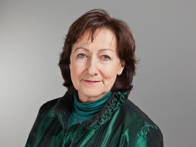 Sylvia Flückiger-Bäni, Nationalrätin SVP/AG, Vorstand Gewerbeverband