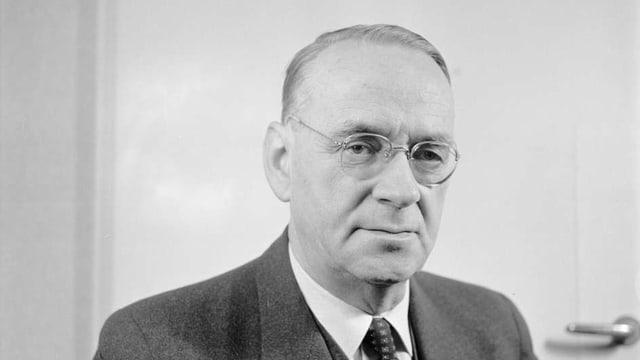 Portrait Carl Lutz