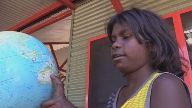 Video «Unterstützung für die Aborigines in Australiens Norden» abspielen