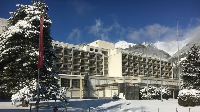 L'hotel Acla da Fontauna