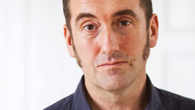 Porträt Phil Hayes