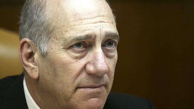 Purtret Ehud Olmert.