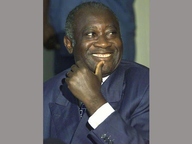Laurent Gbabgo