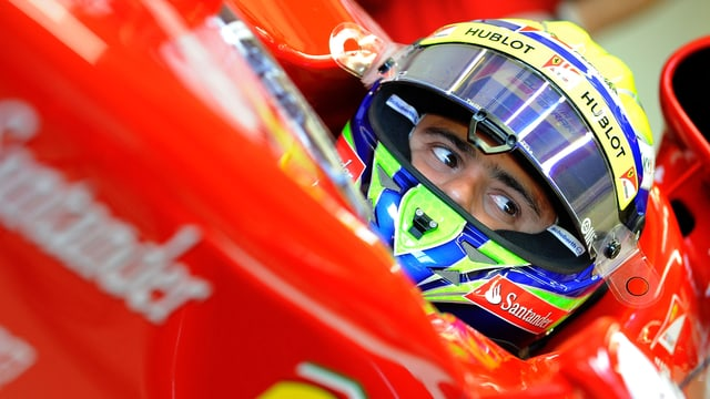 Massas Zeit bei Ferrari