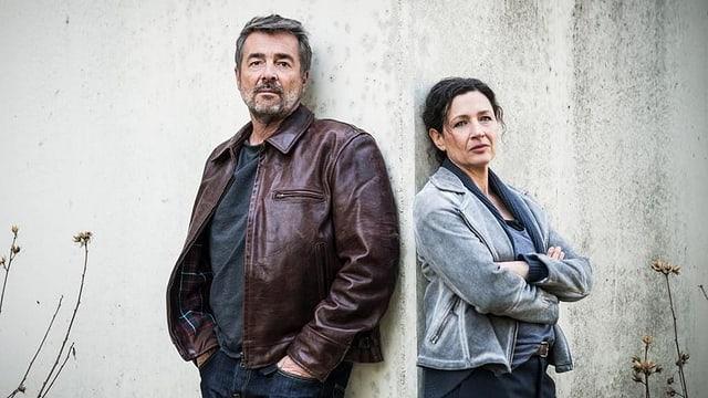 Stefan Gubser und Delia Mayer
