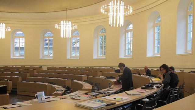 Grossratssaal