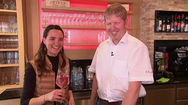 Video «Fürstentum Liechtenstein – Tag 5 – Restaurant PUR, Schaan» abspielen