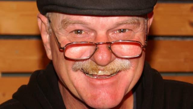 Martin von Aesch, Präsident des Jazzclubs Allmend in Oberengstringen