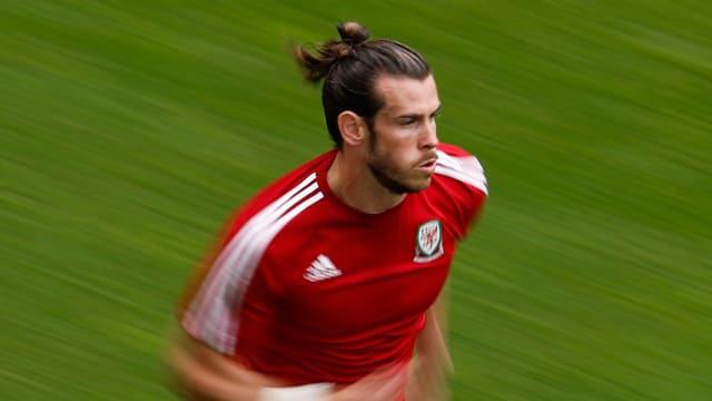 Il grond star da Wals Gareth Bale.