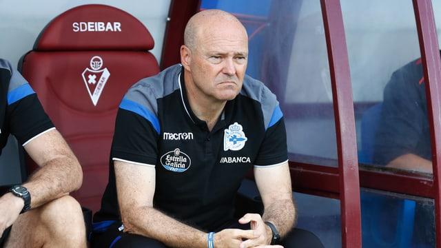 Der Spanier ist nicht mehr Trainer bei La Coruña.