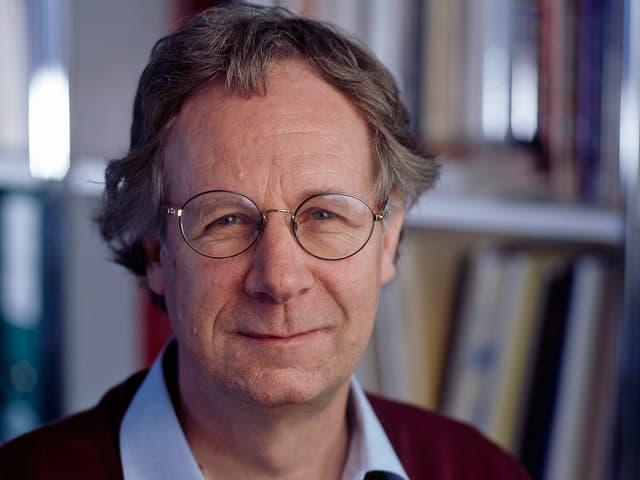 Der Altersforscher Francois Höpflinger.