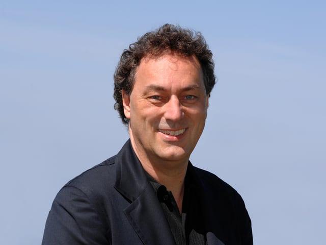 Futurist Gerd Leonhard.