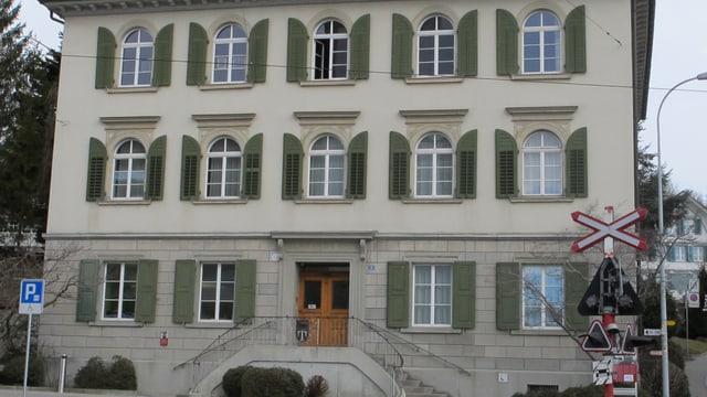 Gemeindehaus Teufen